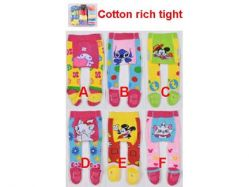 Legging Cotton Rich Tight - BY238
