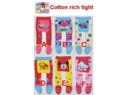 Legging Cotton Rich Tight - BY239