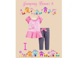 Fashion Jumping Beans 8 I - GS1451