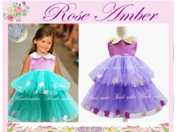 Dress Rose Amber - GD1071