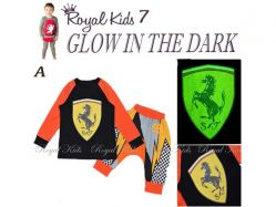 Pajama Royal Kids 7 A Teen - PJ1184
