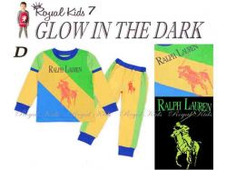 Pajama Royal Kids 7 D Teen - PJ1190