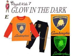 Pajama Royal Kids 7 E Kids - PJ1191