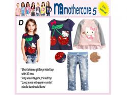 Fashion Mothercare 5 D Teen - GS1764