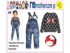 Fashion Mothercare 5 H Teen - GS1776