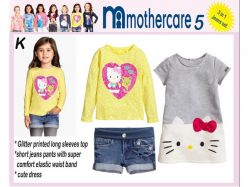 Fashion Mothercare 5 K Teen - GS1785