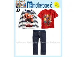 Fashion Mothercare 6 D Teen - BS2002