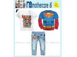 Fashion Mothercare 6 F Teen - BS2008