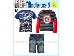 Fashion Mothercare 6 G Teen - BS2011