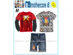 Fashion Mothercare 6 H Teen - BS2014