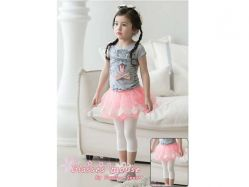 Fashion Skirt Legging - GS1814