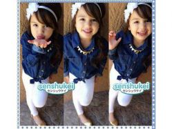 Fashion Senshukei 3 G Kids - GS1858
