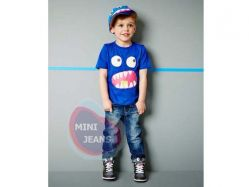 Fashion Mini Jeans - BS2176