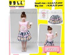 Fashion Babalula 7238 F Teen - GS2042