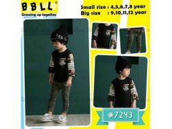 Fashion Babalula 7243 K Teen - BS2262
