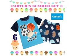 Fashion Carter's Summer set 3 F - BS2309