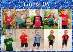 PO Guess 5 - Teen