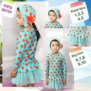 Swimsuit Pipo 56103 Kids - GS2271