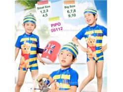 Swimsuit Pipo 56112 Teen - BS2525