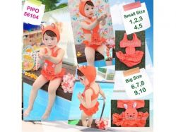 Swimsuit Pipo 56104 Teen - GS2274