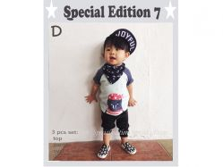 Fashion Special Edition 7 D - BS2721 / S