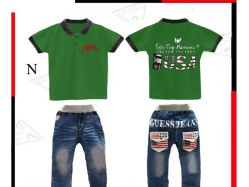 Fashion G Jeans N Teen - BS2818