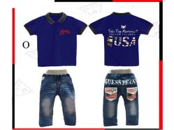 Fashion G Jeans O Kids - BS2819