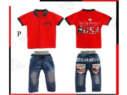 Fashion G Jeans P Kids - BS2821