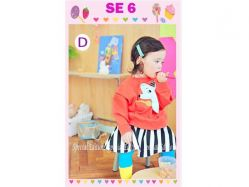 Fashion SE 6 D Teen - GS2469 / S