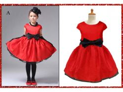 Dress G 4  X'MAS A Kids - GD1558