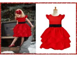 Dress G 4  X'MAS B Kids - GD1560