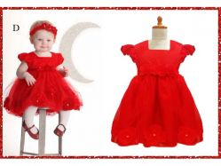 Dress G 4  X'MAS D Kids - GD1562