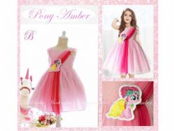 Dress Ponny Amber B Kids - GD1688 / S