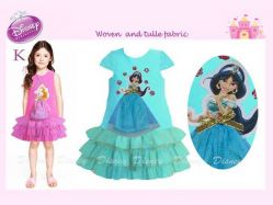 Dress 3D DN K Baby - GD1739 / S