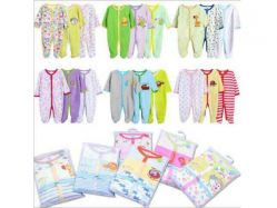 Sleepsuit Baby Boy - BY487