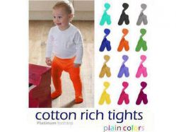 Legging Cotton Rich Tights - BY489