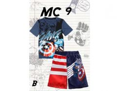 Fashion Boy MC 9 B Teen - BS3097