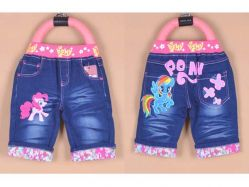 Girl Pant Little Pony - CG075