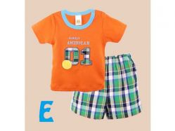 Fashion CB 13 E Boy Woven Set - BS3122 / S