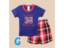 Fashion CB 13 G Boy Woven Set - BS3124 / S