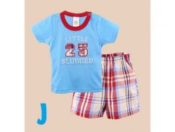 Fashion CB 13 J Boy Woven Set - BS3127 / S