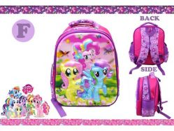 School Bag 3 F - PL1373