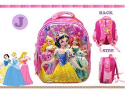 School Bag 3 J - PL1377