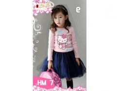 Fashion Girl HM 7 E Kids - GS2827 / S