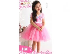 Fashion Dress HM 7 I Kids - GD1960 / S