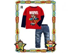 Fashion Marvel 03 H Teen - BS3244