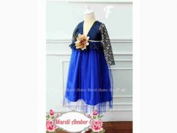 Dress MA 6 F Kids  - GD2083 / S
