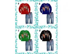 Fashion Boy OK 17 ABCD  Kids - BS3522 / S