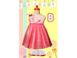 Fashion Dress NAK 2 B Teen - GD2234 / S