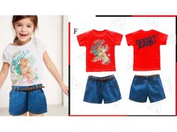 Fashion G Jeans 2 F Kids - HS032